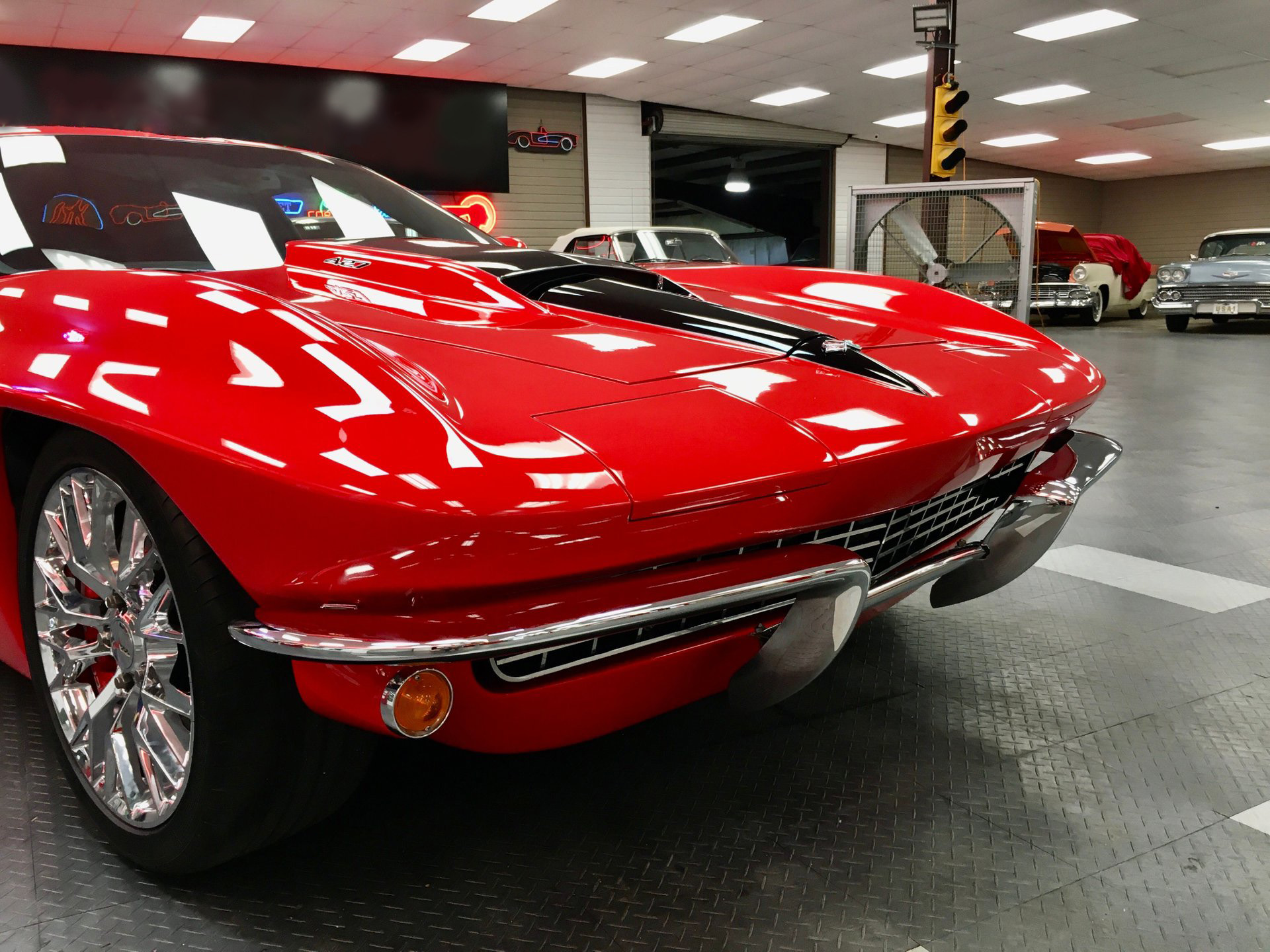 22nd Image of a 2009 CHEVROLET CORVETTE