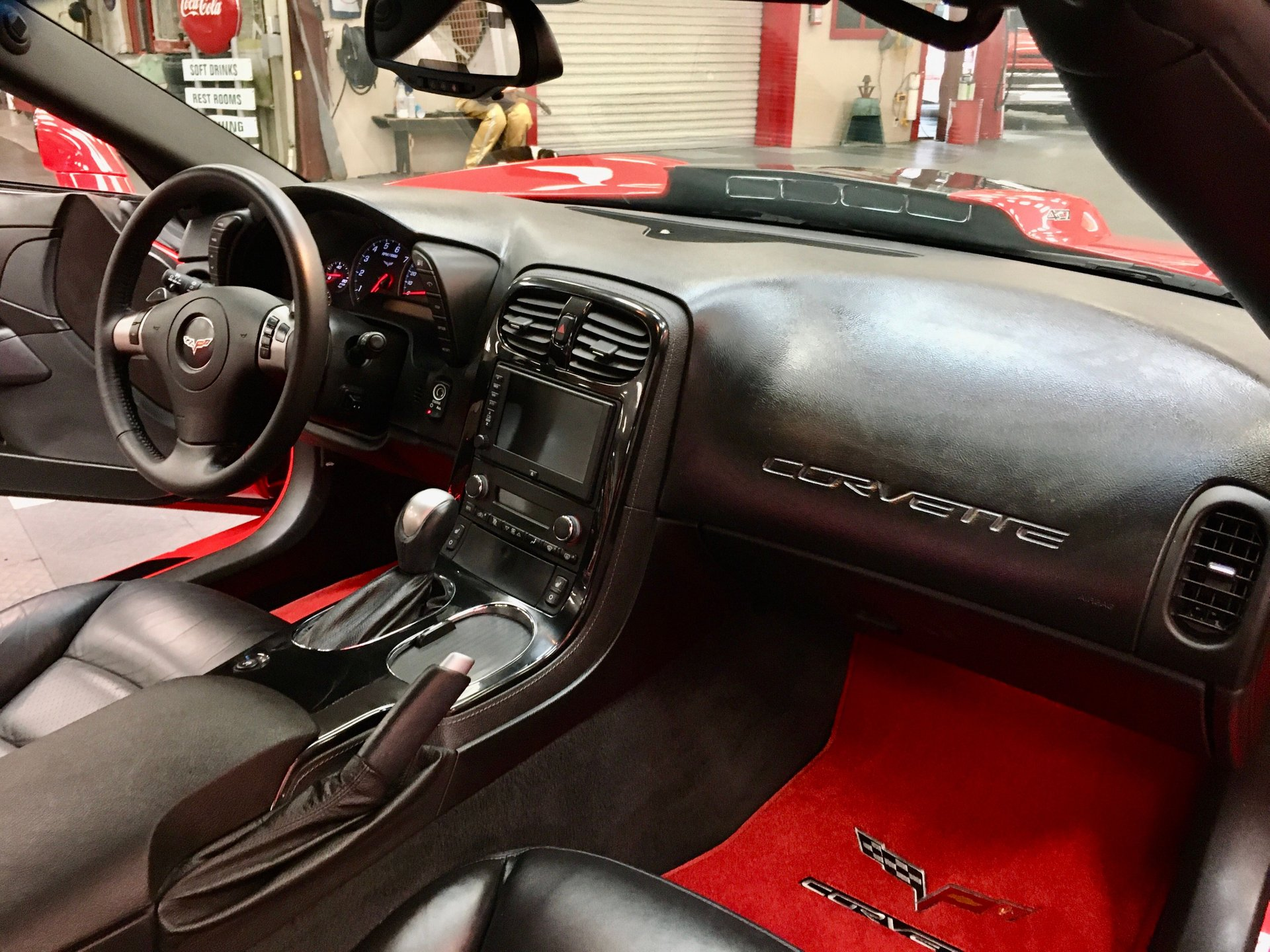 32nd Image of a 2009 CHEVROLET CORVETTE