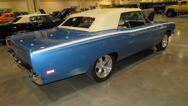 12th Image of a 1969 PLYMOUTH ROADRUNNER