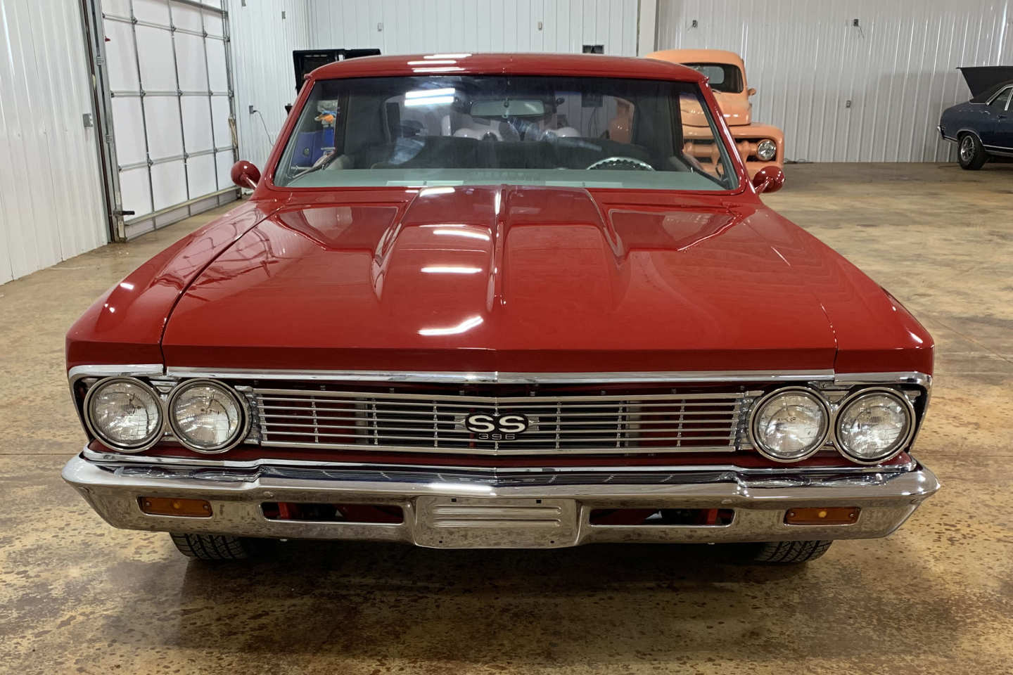 5th Image of a 1966 CHEVROLET CHEVELLE