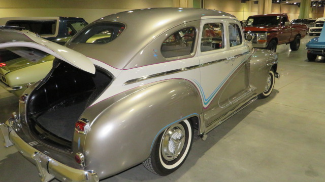 4th Image of a 1948 PLYMOUTH SUPER DELUXE