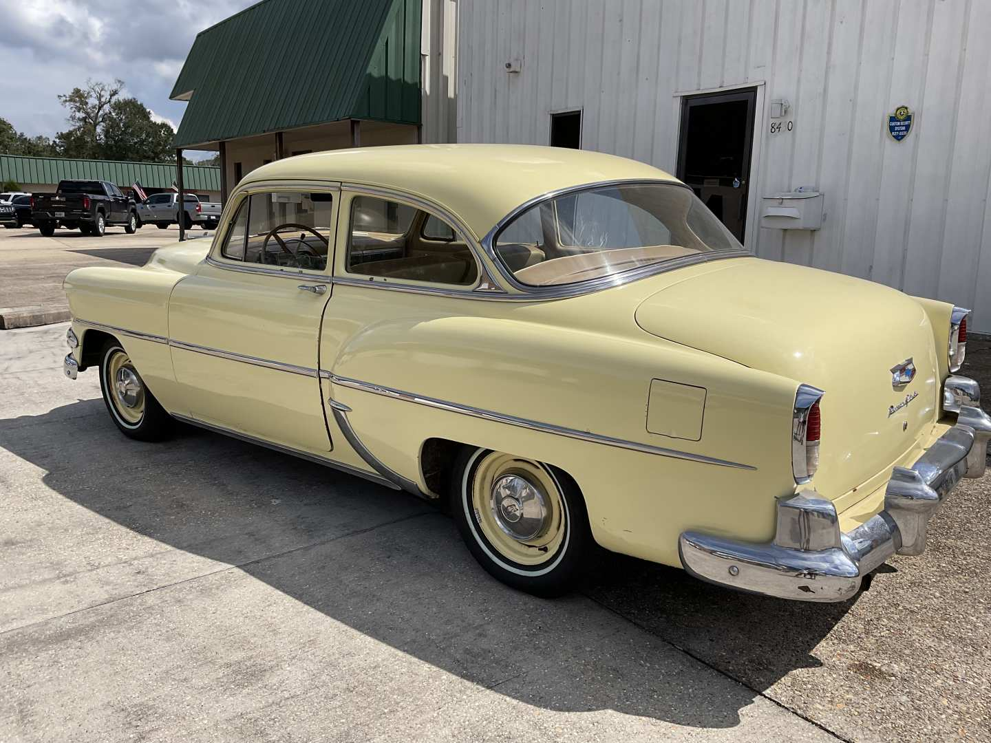 2nd Image of a 1954 CHEVROLET COUPE