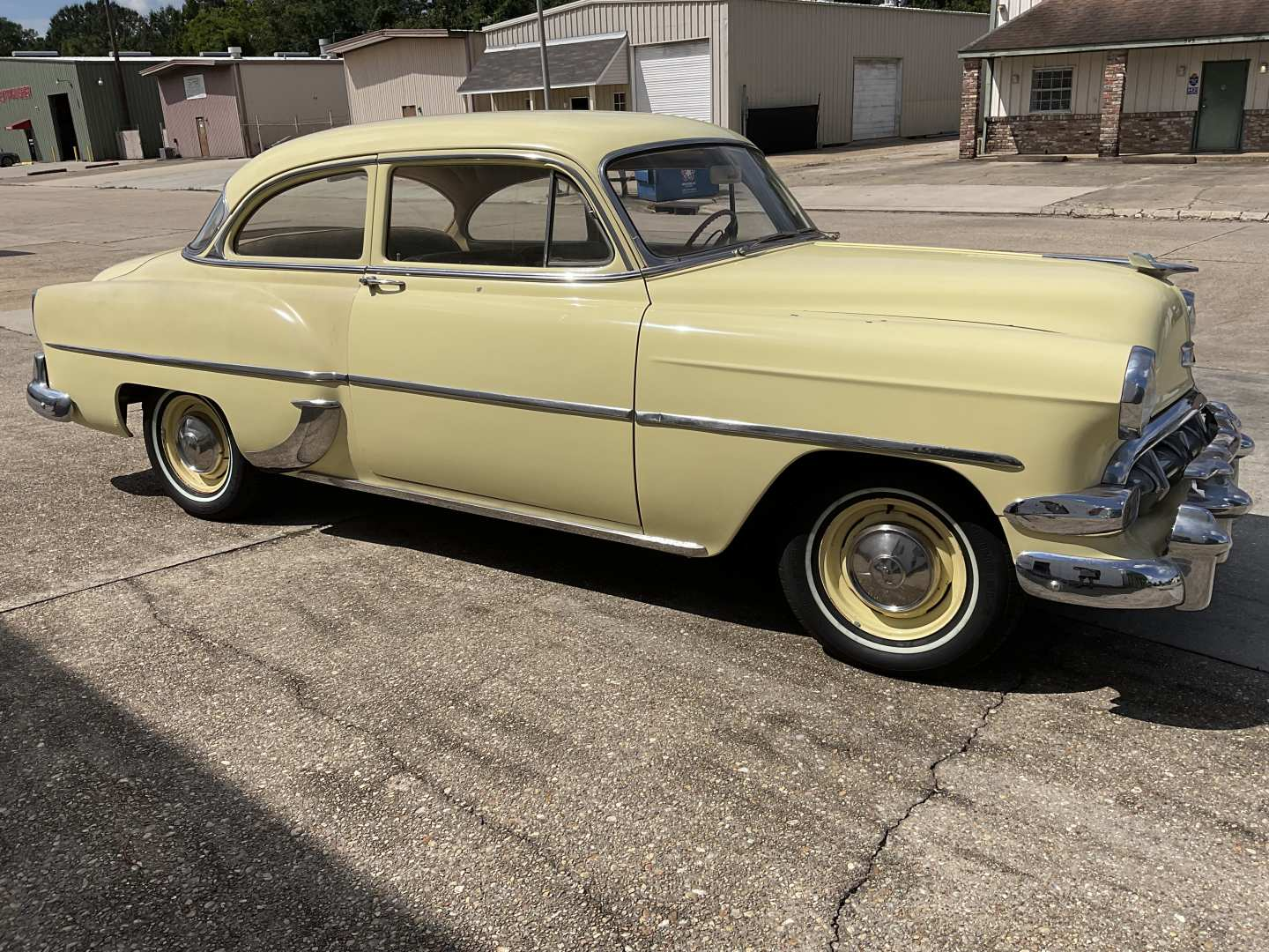 3rd Image of a 1954 CHEVROLET COUPE