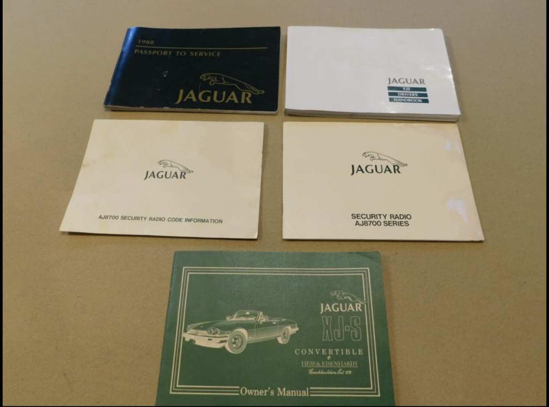 14th Image of a 1988 JAGUAR XJS