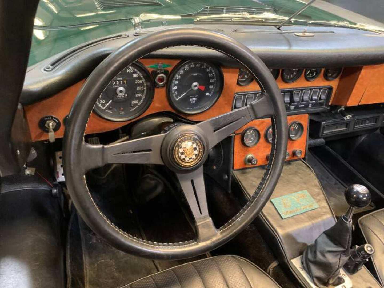 40th Image of a 1970 JAGUAR XK