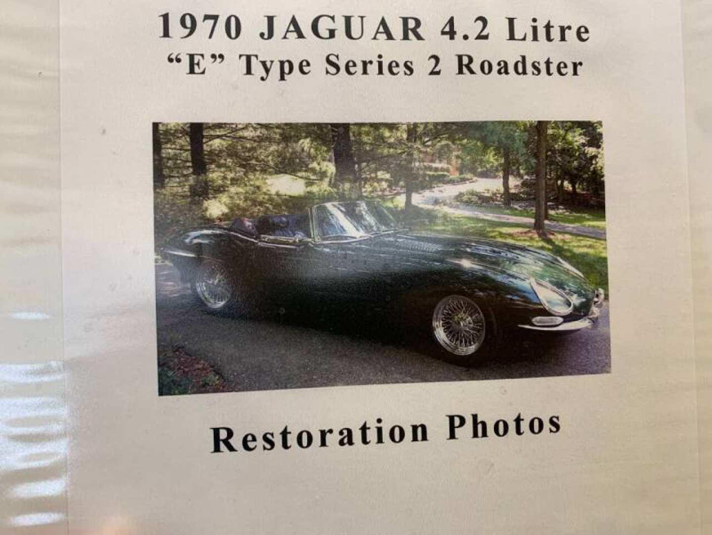 56th Image of a 1970 JAGUAR XK