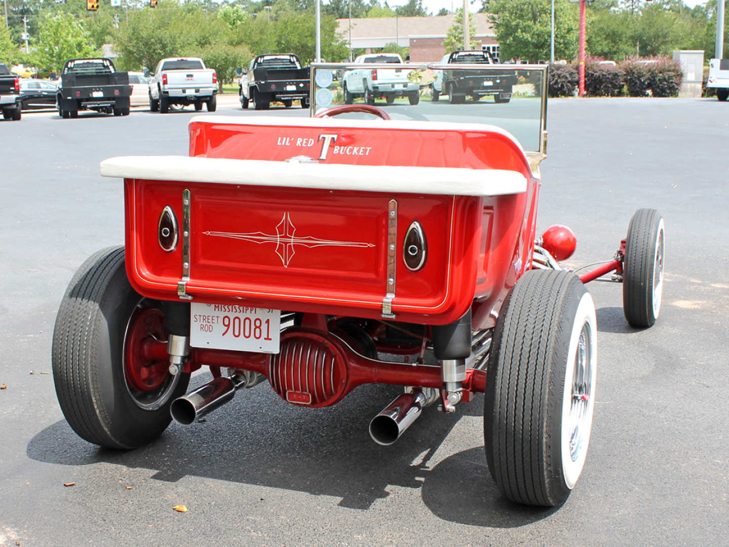 3rd Image of a 1923 FORD MODEL T