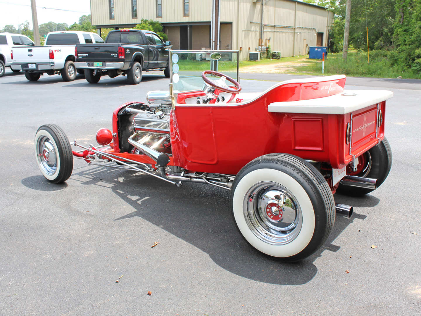 4th Image of a 1923 FORD MODEL T