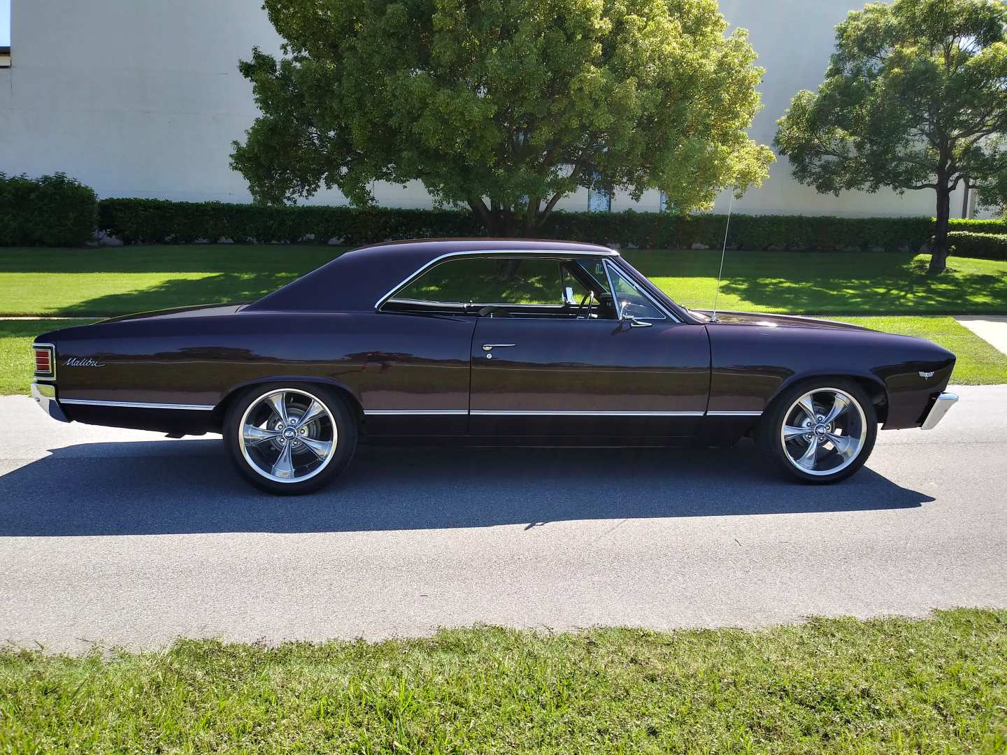 5th Image of a 1967 CHEVROLET CHEVELLE