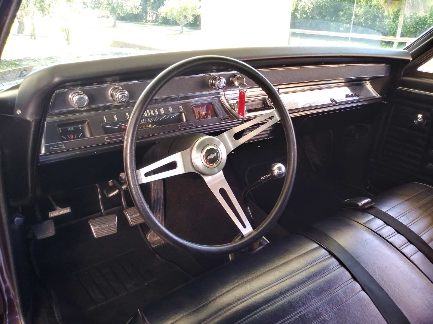 7th Image of a 1967 CHEVROLET CHEVELLE