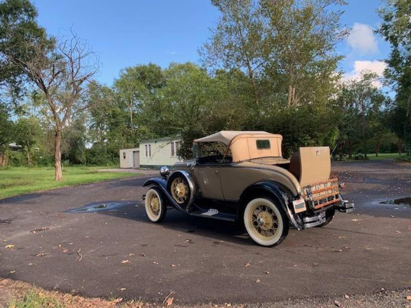 3rd Image of a 1930 FORD ROADSTER