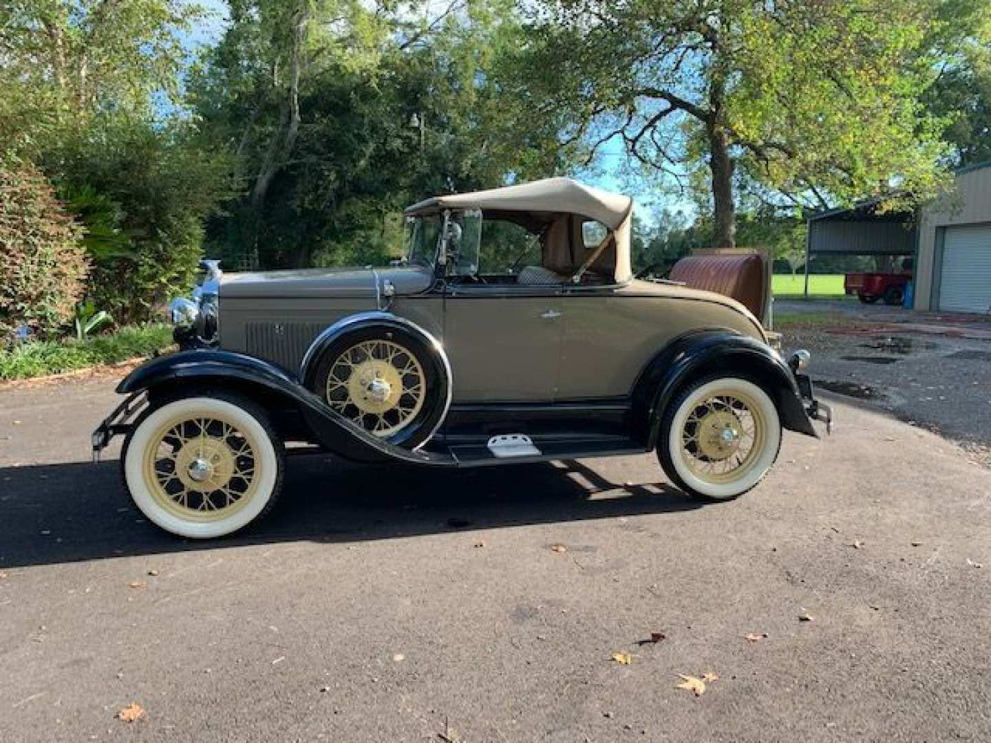 4th Image of a 1930 FORD ROADSTER