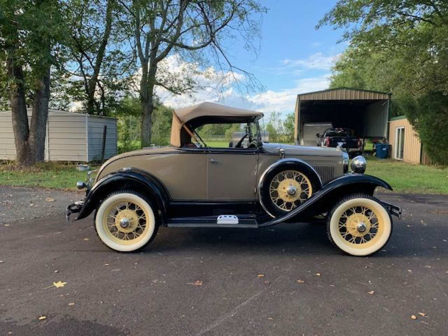 5th Image of a 1930 FORD ROADSTER