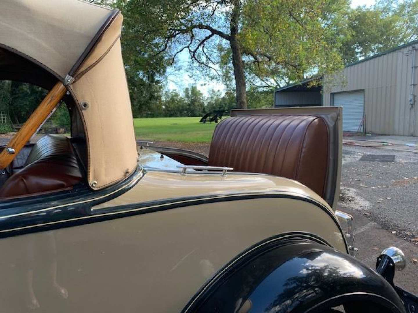 8th Image of a 1930 FORD ROADSTER
