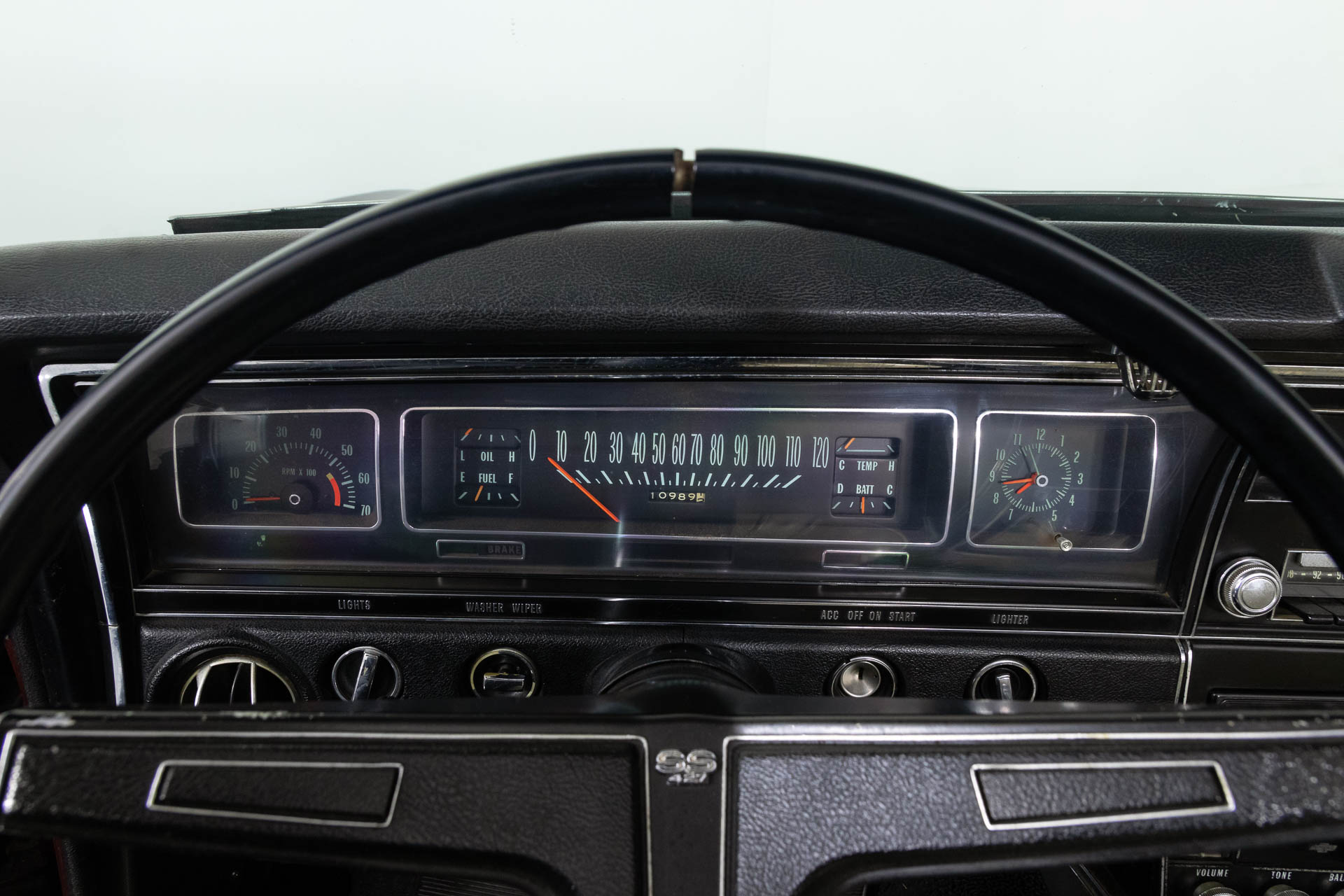 4th Image of a 1968 CHEVROLET IMPALA SS