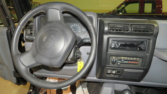 6th Image of a 1997 JEEP WRANGLER SPORT