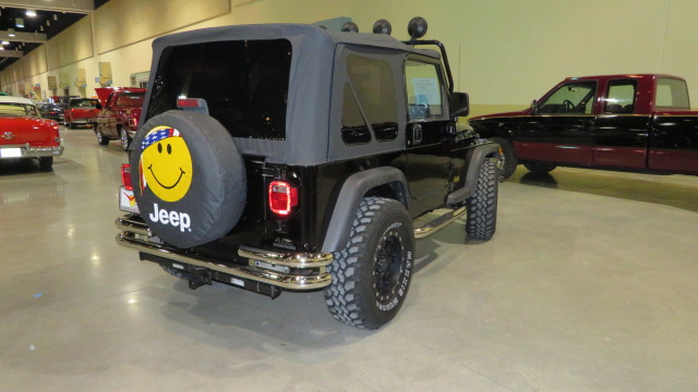 12th Image of a 1997 JEEP WRANGLER SPORT