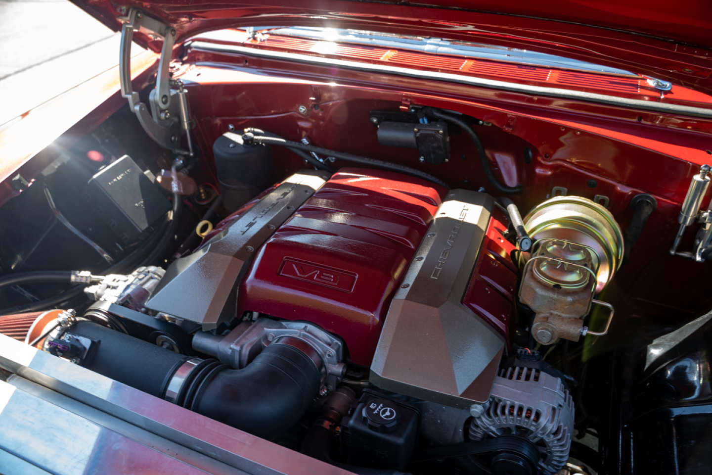 5th Image of a 1956 CHEVROLET NOMAD
