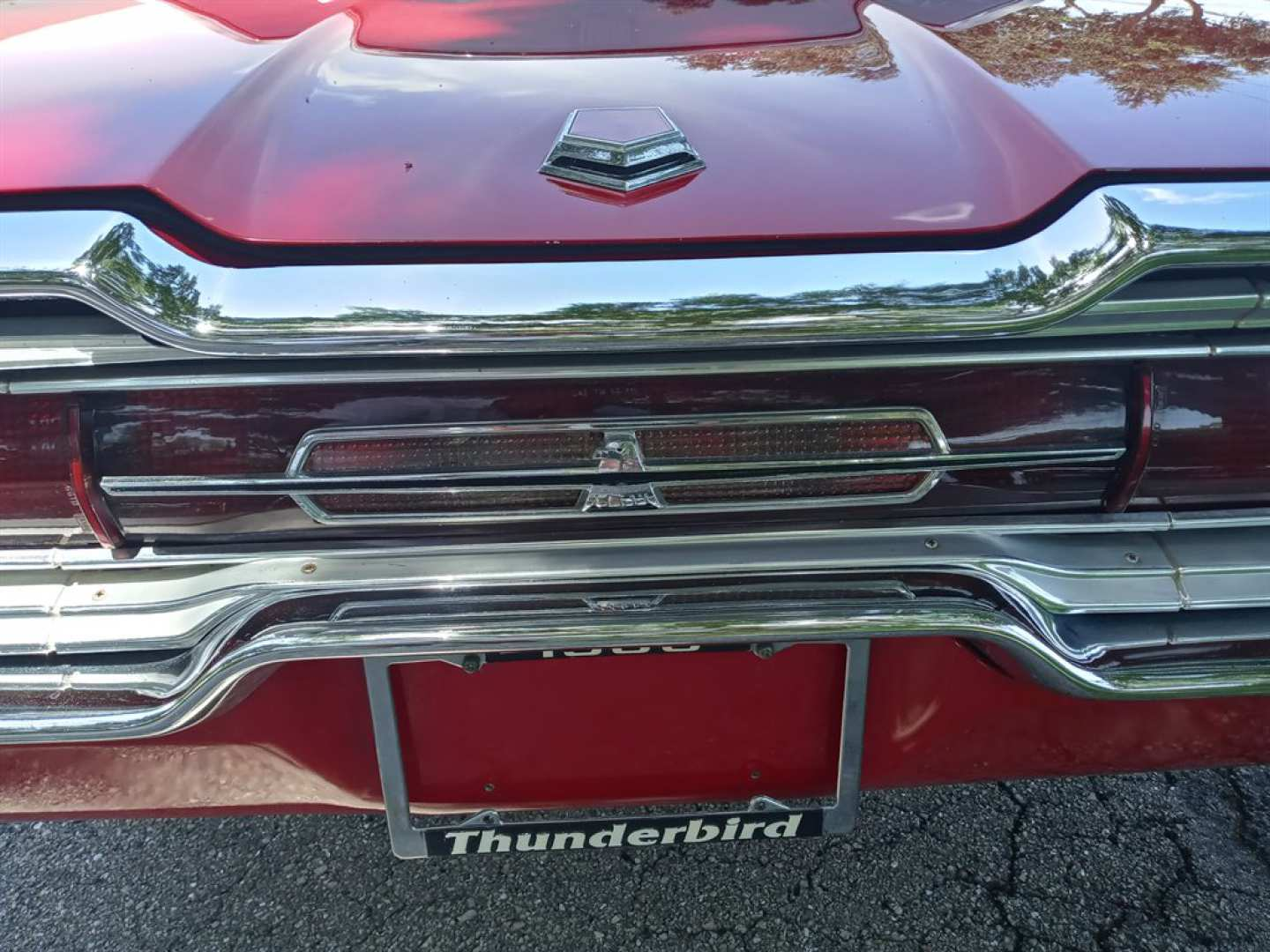 5th Image of a 1966 FORD THUNDERBIRD