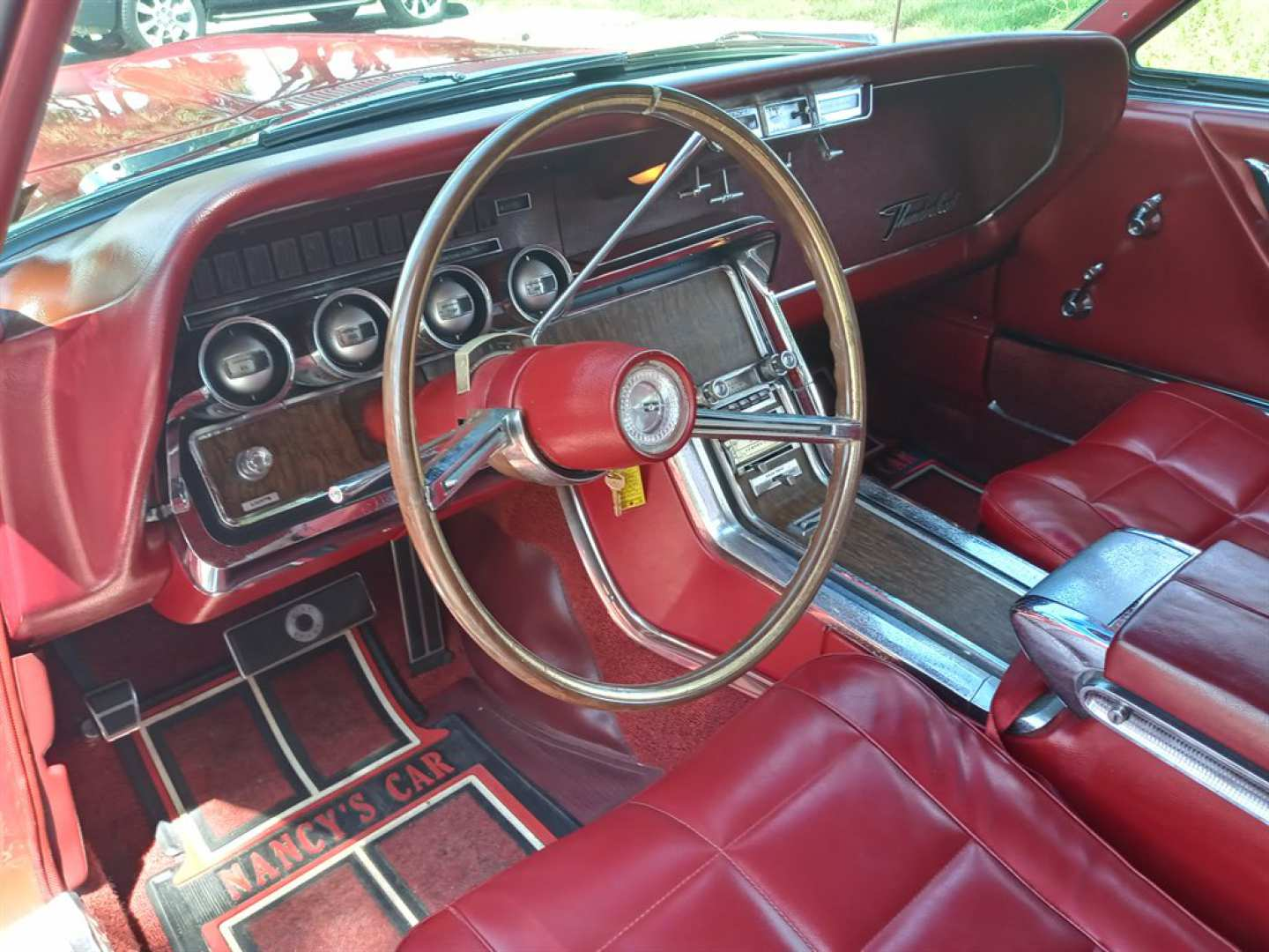 8th Image of a 1966 FORD THUNDERBIRD