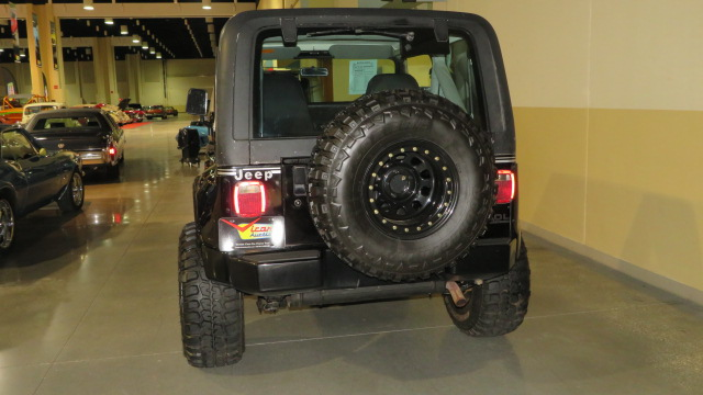 13th Image of a 1991 JEEP WRANGLER RENEGADE