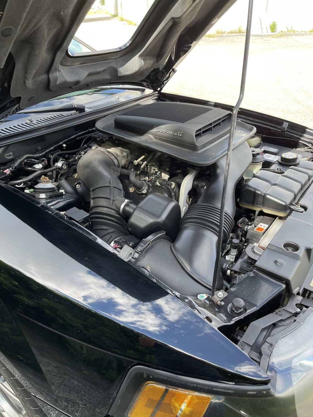 9th Image of a 2003 FORD MUSTANG MACH 1