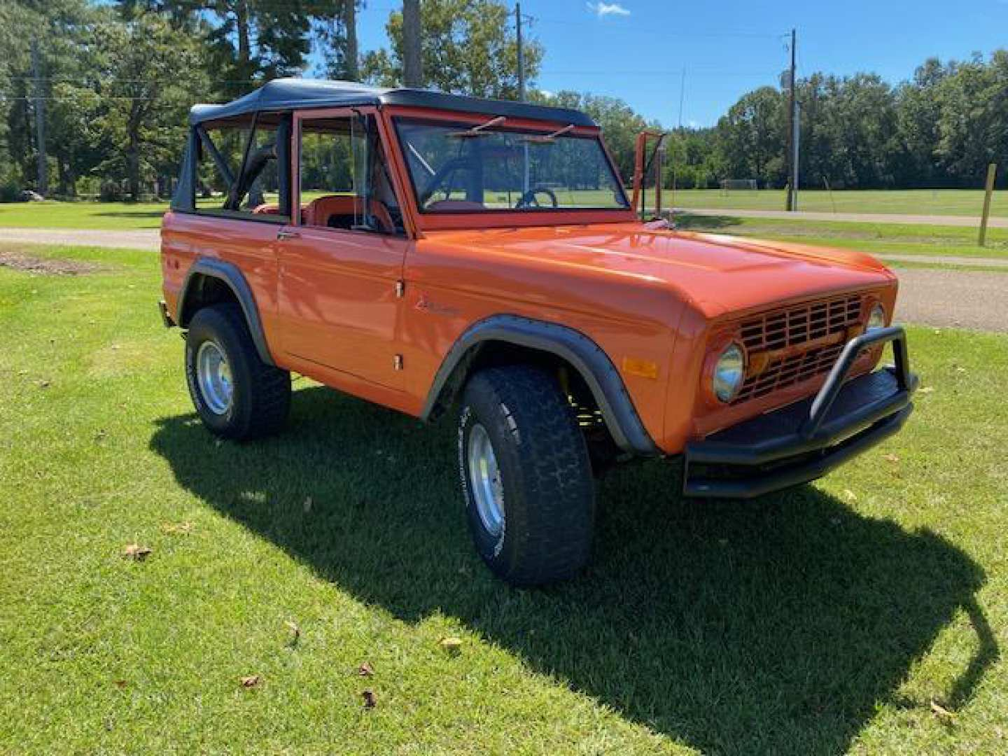 6th Image of a 1974 FORD BRONCO