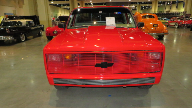 4th Image of a 1982 CHEVROLET C10