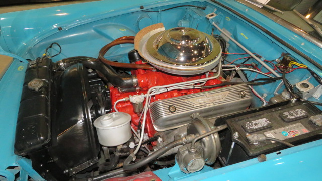 3rd Image of a 1956 FORD THUNDERBIRD