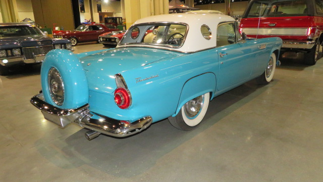 9th Image of a 1956 FORD THUNDERBIRD