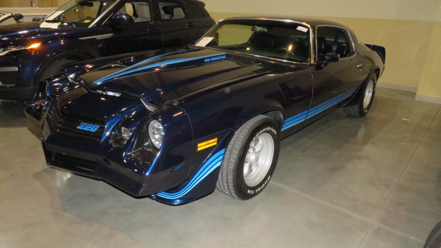 2nd Image of a 1980 CHEVROLET CAMARO Z-28