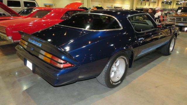 11th Image of a 1980 CHEVROLET CAMARO Z-28